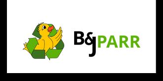 B&J Parr logo